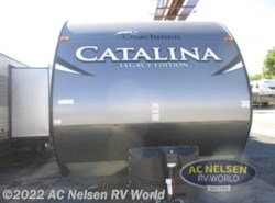 New 2017  Coachmen Catalina 343TBDS by Coachmen from AC Nelsen RV World in Omaha, NE