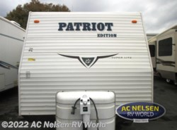 Used 2010  Forest River Cherokee Grey Wolf 28BH by Forest River from AC Nelsen RV World in Omaha, NE