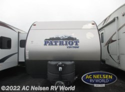 Used 2015  Forest River  Patriot Edition 25RL by Forest River from AC Nelsen RV World in Omaha, NE