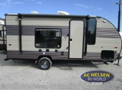 New 2017  Forest River  Patriot Edition 16FQ by Forest River from AC Nelsen RV World in Omaha, NE
