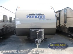 New 2017  Forest River  Patriot Edition 26RL by Forest River from AC Nelsen RV World in Omaha, NE