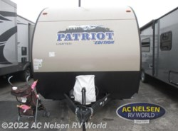Used 2016  Forest River  Patriot Edition 16BHS by Forest River from AC Nelsen RV World in Omaha, NE