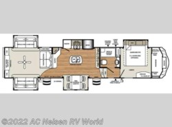 New 2017  Forest River Sandpiper 389RD by Forest River from AC Nelsen RV World in Omaha, NE