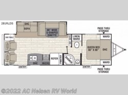 New 2017  Coachmen Freedom Express Liberty Edition 281RLDS by Coachmen from AC Nelsen RV World in Omaha, NE