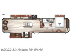 New 2018 Forest River Cherokee Destination Trailers 39RL available in Omaha, Nebraska