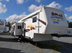 Used 2006  Coachmen Somerset 370RLS by Coachmen from Delmarva RV Center in Seaford in Seaford, DE
