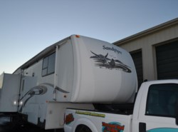 Used 2006  Forest River Sandpiper 325GT by Forest River from Delmarva RV Center in Milford, DE