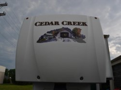 Used 2011  Forest River Cedar Creek 34RLSA by Forest River from Delmarva RV Center in Milford, DE