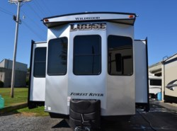 New 2017  Forest River Wildwood XL/Lodge 393FLT by Forest River from Delmarva RV Center in Milford, DE