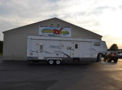 Used 2007  Forest River Wildwood SRV 32 by Forest River from Delmarva RV Center in Milford, DE