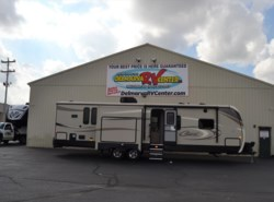 New 2017  Keystone Cougar XLite 33MLS by Keystone from Delmarva RV Center in Milford, DE