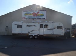 Used 2008  Keystone Cougar XLite 29FKS by Keystone from Delmarva RV Center in Milford, DE