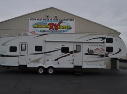 Used 2007  Coachmen Chaparral 340 by Coachmen from Delmarva RV Center in Milford, DE