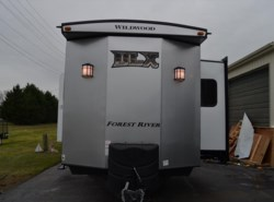 New 2017  Forest River Wildwood DLX 402QBQ by Forest River from Delmarva RV Center in Milford, DE