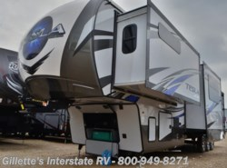 New 2016  Lifestyle Luxury RV Tesla 3950 by Lifestyle Luxury RV from Gillette's Interstate RV, Inc. in East Lansing, MI