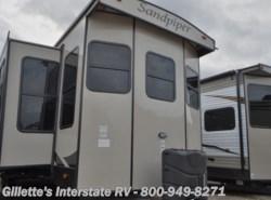 New 2016  Forest River Sandpiper Destination 401FLX by Forest River from Gillette's Interstate RV, Inc. in East Lansing, MI