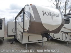 New 2016  Forest River Wildcat 28SGX by Forest River from Gillette's Interstate RV, Inc. in East Lansing, MI
