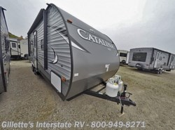 New 2017  Coachmen Catalina SBX 231RB by Coachmen from Gillette's Interstate RV, Inc. in East Lansing, MI