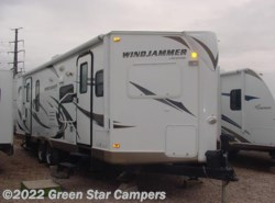 Used 2013  Forest River Rockwood Windjammer 2809W Front Living Room