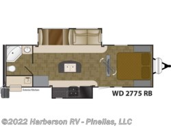 Used 2017  Heartland RV  WD 2775 RB by Heartland RV from Harberson RV - Pinellas, LLC in Clearwater, FL