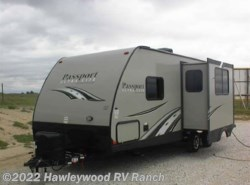 New 2017  Keystone Passport 2400BH by Keystone from Hawleywood RV Ranch in Dodge City, KS