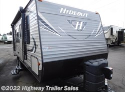 New 2017  Keystone Hideout 21LHSWE by Keystone from Highway Trailer Sales in Salem, OR
