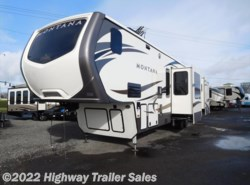 New 2017  Keystone Montana 3820FK by Keystone from Highway Trailer Sales in Salem, OR
