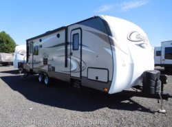 New 2017  Keystone Cougar Half-Ton 26SABWE by Keystone from Highway Trailer Sales in Salem, OR