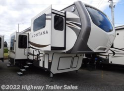 New 2017  Keystone Montana 3710FL by Keystone from Highway Trailer Sales in Salem, OR