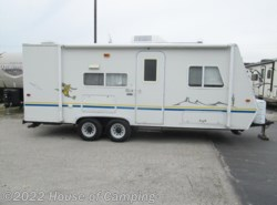 Used 2004  K-Z Coyote 23 by K-Z from House of Camping in Bridgeview, IL