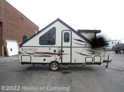 New 2017  Forest River Rockwood Hard Side A215HW by Forest River from House of Camping in Bridgeview, IL