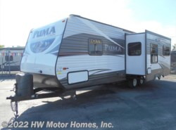 New 2016  Palomino Puma 26RLSS by Palomino from HW Motor Homes, Inc. in Canton, MI