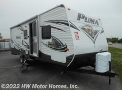 New 2017  Palomino Puma 25RBSS- R.Bath/ Superslide by Palomino from HW Motor Homes, Inc. in Canton, MI