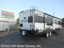 Used 2016  Forest River  PUMA  30 RKSS - SUPER SLIDE by Forest River from HW Motor Homes, Inc. in Canton, MI
