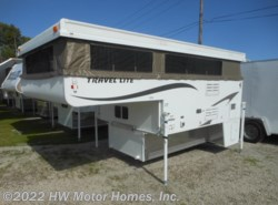 New 2014  Travel Lite  875 Pop Top / Shower by Travel Lite from HW Motor Homes, Inc. in Canton, MI