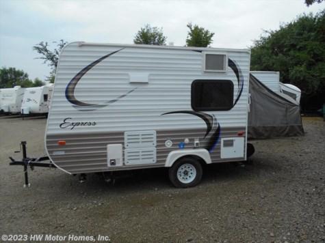 U06560 2010 Rockwood Roo 17 Hybird Double Tent