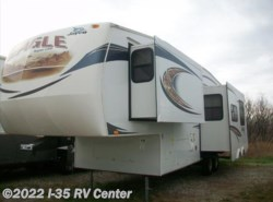 Used 2012  Jayco Eagle Super Lite 33.5 QBDS by Jayco from I-35 RV Center in Denton, TX