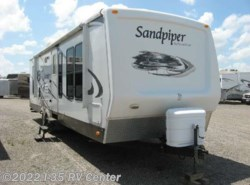 Used 2008  Forest River Sandpiper 291RL (M/E) by Forest River from I-35 RV Center in Denton, TX