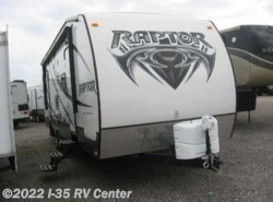 Used 2014  Keystone Raptor 27FS by Keystone from I-35 RV Center in Denton, TX