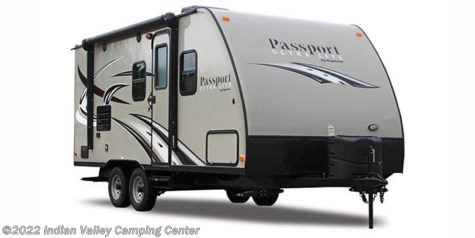 2018 Keystone Passport Ultra Lite Express 175BH