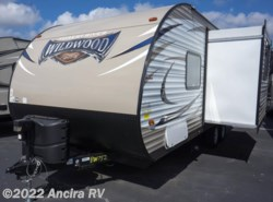 New 2017  Forest River Wildwood X-Lite 232RBXL by Forest River from Ancira RV in Boerne, TX