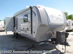 Used 2013  Open Range Journeyer 337RLS 36' by Open Range from Kennedale Camper Sales in Kennedale, TX