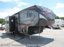 Used 2014  Forest River Cherokee Vengeance Super Sport Series 316A 37' **TOYBOX** by Forest River from Kennedale Camper Sales in Kennedale, TX
