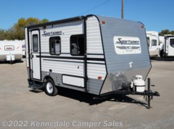 "Used 2015  K-Z Sportsmen Classic 14RB 15'10"" by K-Z from Kennedale Camper Sales in Kennedale, TX"