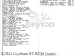 New 2017  Jayco Eagle HT 306RKDS by Jayco from Keystone RV MEGA Center in Greencastle, PA
