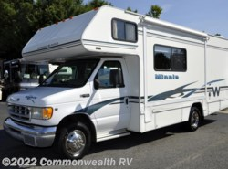 Used 2002  Winnebago Minnie 24F by Winnebago from Commonwealth RV in Ashland, VA