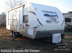 Used 2013  Forest River Cherokee 254Q Lite by Forest River from Krenek RV Center in Coloma, MI