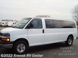 Used 2008  Chevrolet  Chevy Express 3500  15 Passenger by Chevrolet from Krenek RV Center in Coloma, MI