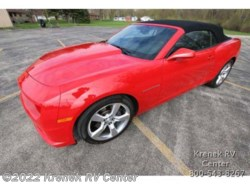 Used 2012  Chevrolet  Camaro Convertible  SS by Chevrolet from Krenek RV Center in Coloma, MI