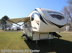 New 2017  K-Z Sportsmen S235RK by K-Z from Krenek RV Center in Coloma, MI